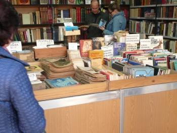 Fira del Llibre Antic de València, 2012