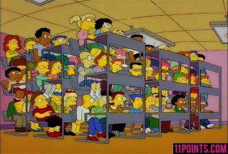 36 alumnes per aula